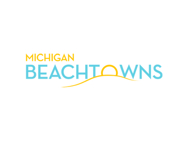 Michigan beachtowns logo